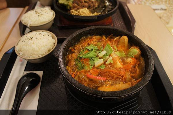 石頭泡菜鍋