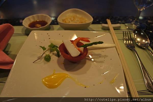 前菜-海鮮盅