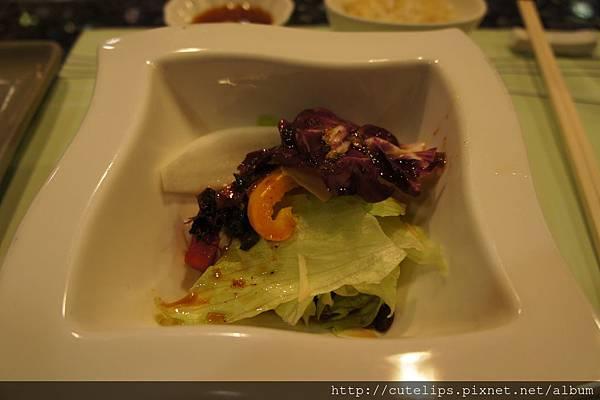 田園生菜沙拉