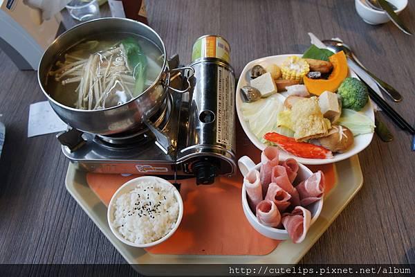 什錦豬肉鍋