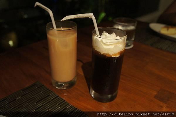 冰奶茶&冰咖啡