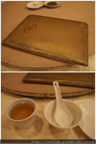 菜單&餐具