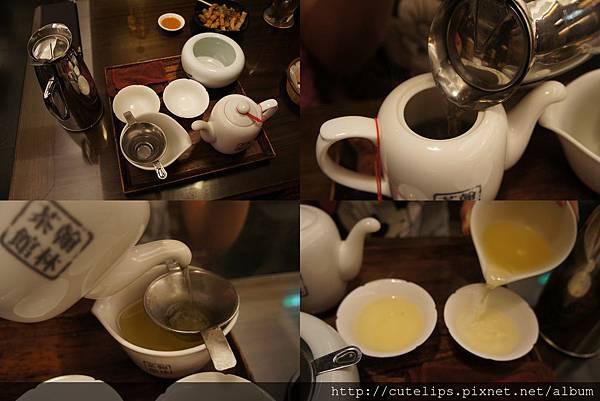 台灣文人茶-高山金萱