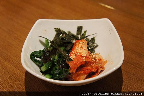 韓式醬菜雙拼101/9/22