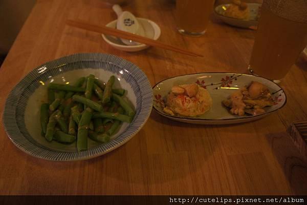 前菜+時蔬
