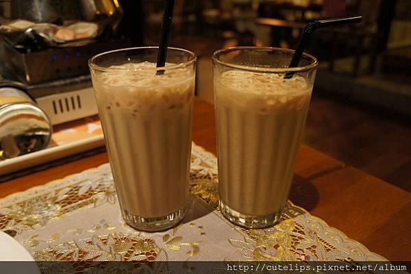 三A咖啡&醇味奶茶