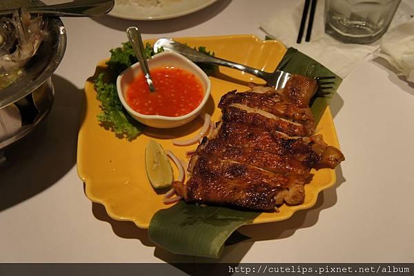 泰式香烤雞腿