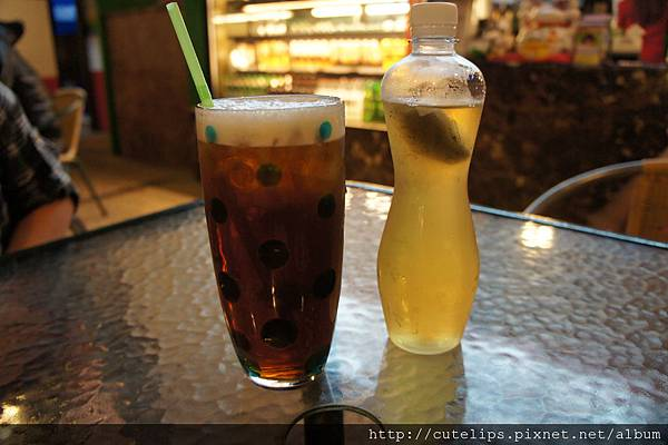 紅茶&阿里山冷泡茶