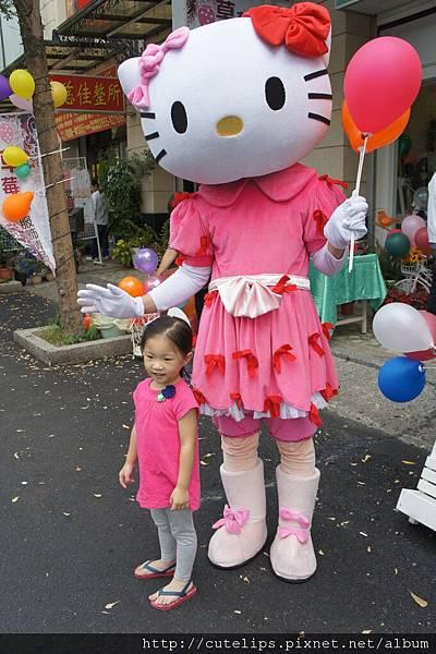 小希與kitty