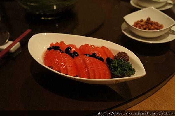 冰梅西紅柿