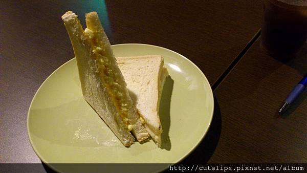 奶油起士吐司