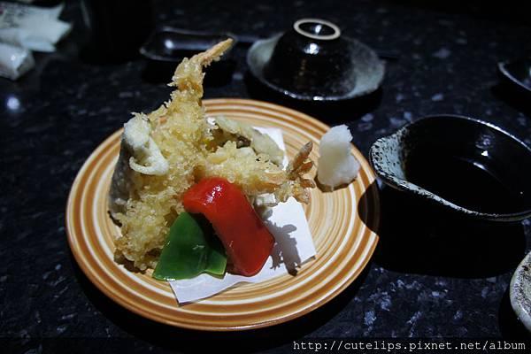 炸蝦天婦羅