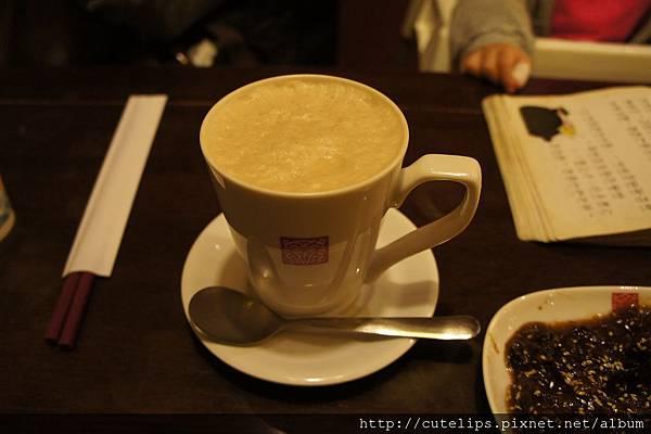熱香醇奶茶