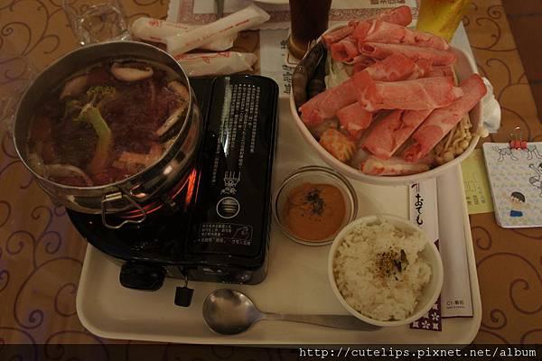 羅宋火鍋(豬肉)