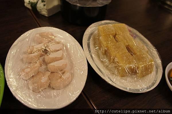 燕餃&凍豆腐101/12/8