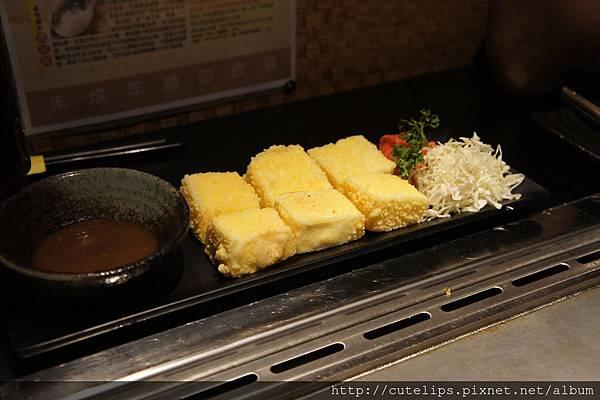 炸豆腐(免費招待)