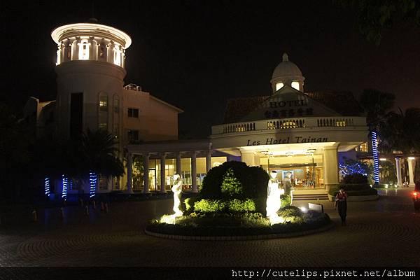 台南商務會館外觀