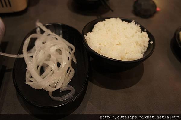 冬粉&白飯