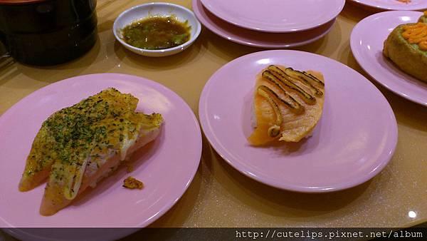 咖裡旗魚&焦糖金喜鮭