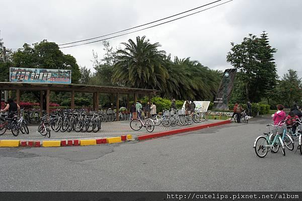 自行車出租處