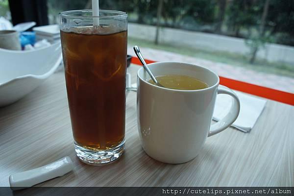 紅茶&柚子茶