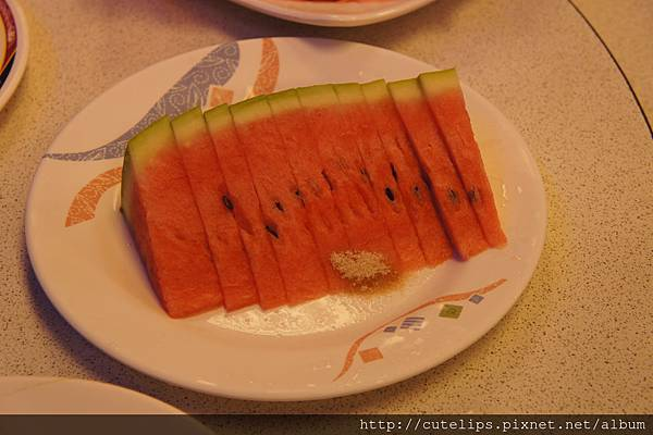 招待水果-西瓜