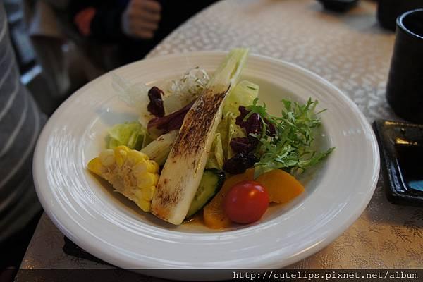 松套餐-野菜和風沙拉102/1/27