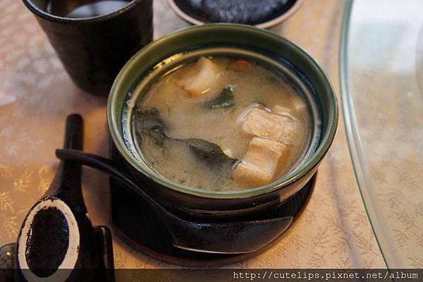 松套餐-吟釀味噌汁102/1/27