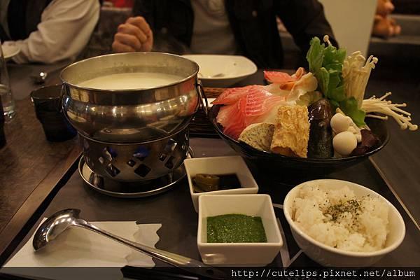 義式牛奶海鮮鍋
