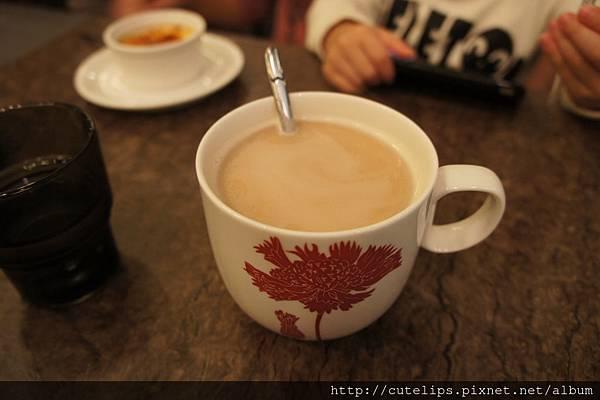 熱皇家奶茶