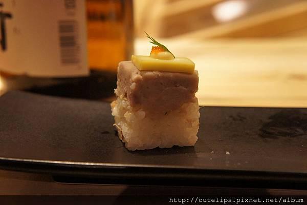 芋泥箱壽司