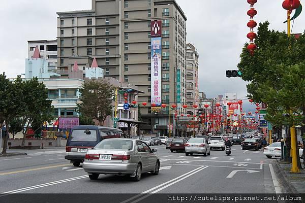 花蓮市中心