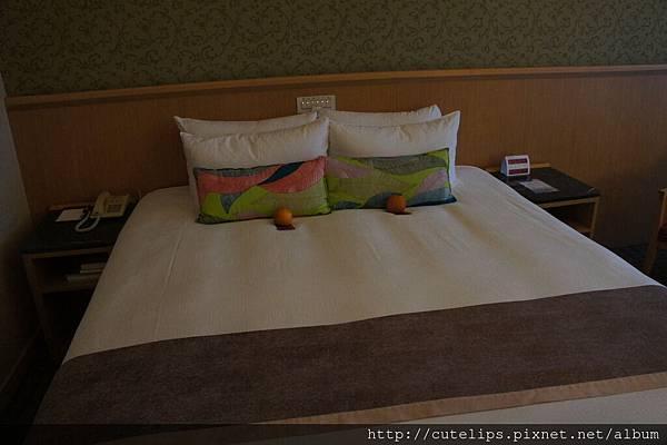 翰品雙人房-一大床