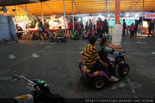 小摩托賽車