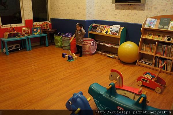 幼兒活動室