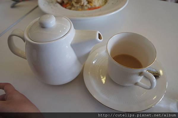 熱伯爵奶茶