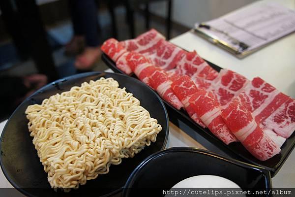 王子麵&霜降牛肉