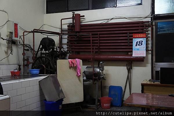 古早製冰機