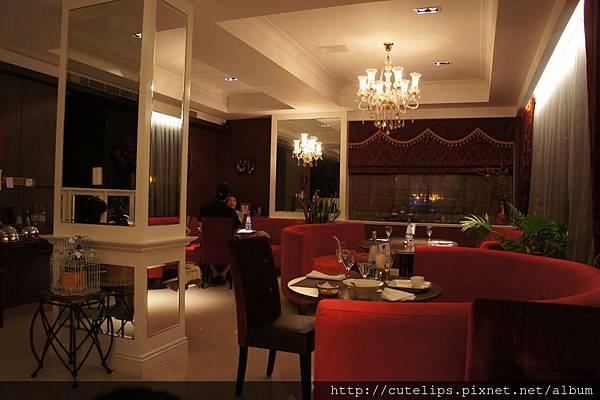 二樓用餐環境