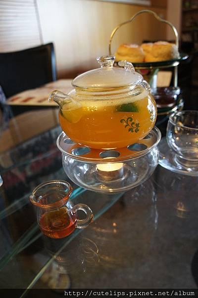 四季水果桔茶
