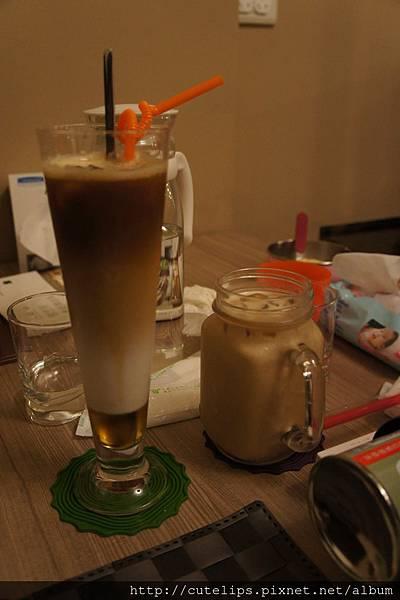 冰拿鐵&冰皇家奶茶
