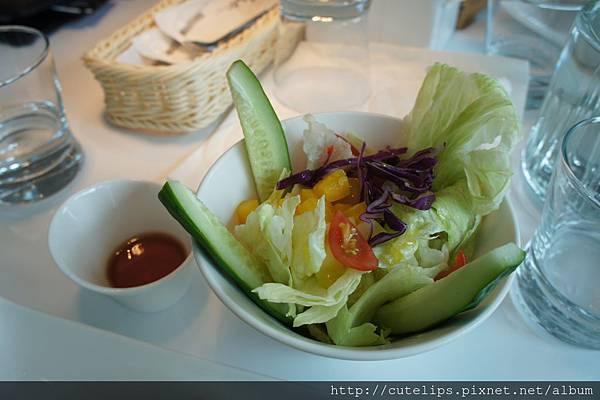 田園輕食套餐B-生菜沙拉