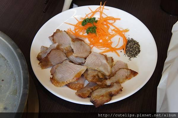 膠鹽松阪豬肉
