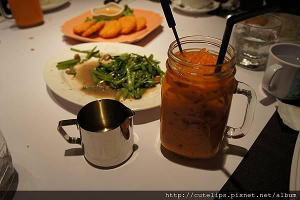泰國冰奶茶