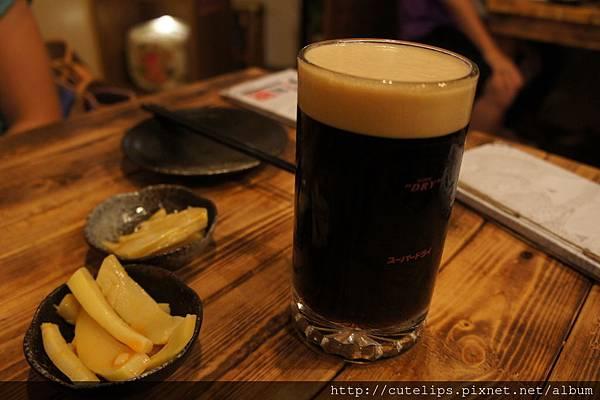 Asahi黑生啤酒