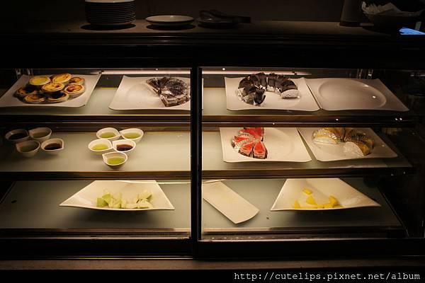 甜點水果區