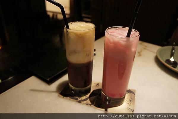 紅茶拿鐵&泰味紅奶茶