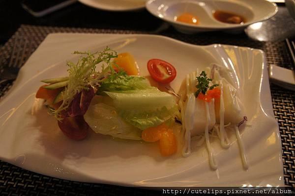 田園蔬果沙拉