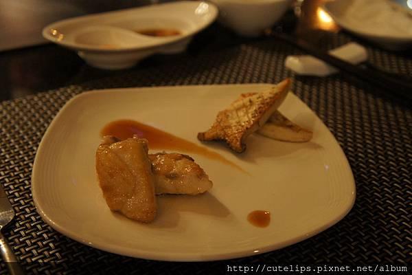 超值海陸全餐-杏鮑菇&時令鮮魚