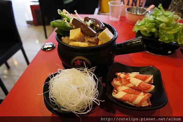 老先覺麻辣牛肉鍋